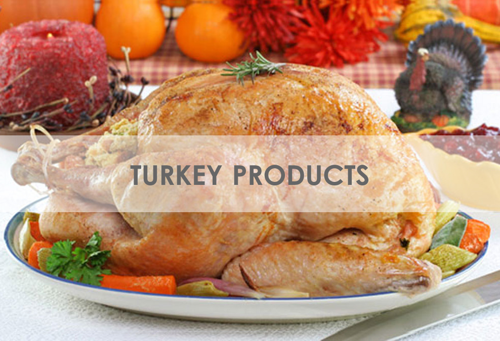 turkey-products